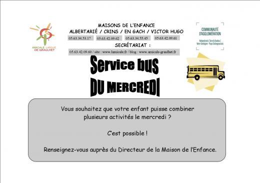 Info service bus 1